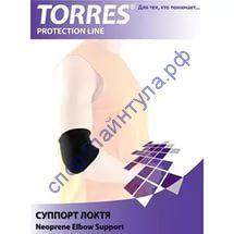 Суппорт локтя TORRES неопрен