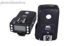 Радиосинхронизатор TTL Pixel King PRO для Nikon