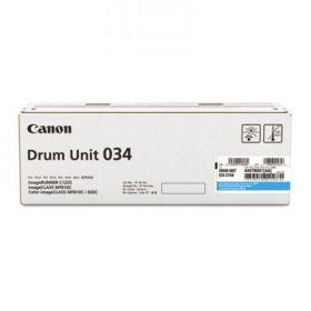 Барабан оригинальный CANON 034 Cyan DU 034 C 9457B001