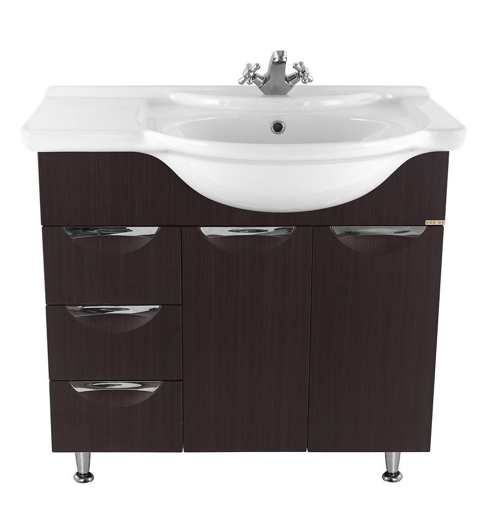 Мебель для ванной Vod-ok Лира 90
