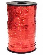 Лента голография, красный (0,5см*250м), Китай