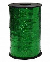 Лента голография, зелёный (0,5см*250м), Китай