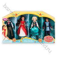 Мини куклы Елена из Авалора