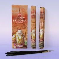 благовония HEM Hexa LUCKY BUDDHA