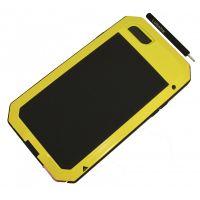 Антивандальный чехол LUNATIK для Apple iPhone 6 (желтый)