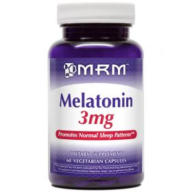 MRM Melatonin 3 mg (60 капс.)