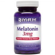 MRM Melatonin 3 mg (60 капс.)