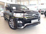Аэродинамический обвес Executive для Toyota Land Cruiser 200 2015 -