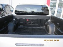 Вставка в кузов, Rugged Liner, пластик, с заходом на борта
