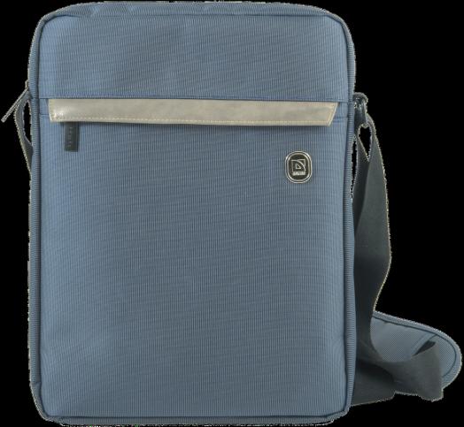 """Сумка для планшета Defender Sky 10.1"""" синий, вертикальная, карман"""