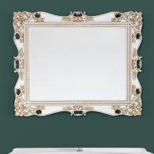Зеркало Vod-ok Elite Кармен 101х82 в  раме