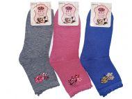Женские носки(мин заказ 3уп)-19 руб