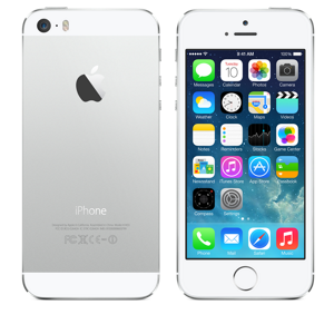 Apple iPhone 5S 16Gb LTE Silver без Touch ID