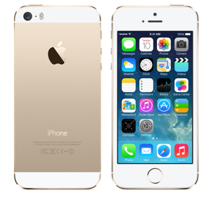 Apple iPhone 5S 16Gb LTE Gold без Touch ID
