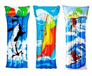 "Надувной матрац пляжный ""Color mat"" (76х183 см)"