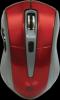 Беспроводная оптическая мышь Accura MM-965 красный,6кнопок,800-1600dpi