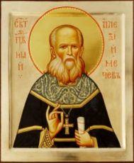 Икона Алексий Мечев (рукописная)