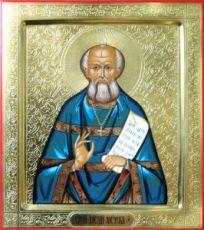 Алексий Мечев (рукописная икона)