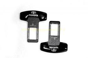 Обманка (заглушка) ремней безопасности для Toyota