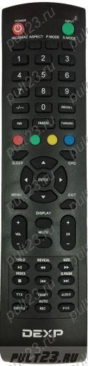 DEXP F40B7100K, F40C7100K, FUSION FLTV-22N100T