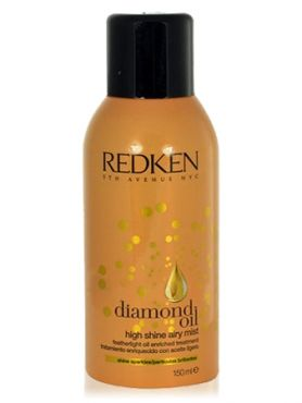 Redken Diamond Oil High Shine Airy Mist Спрей-масло для волос