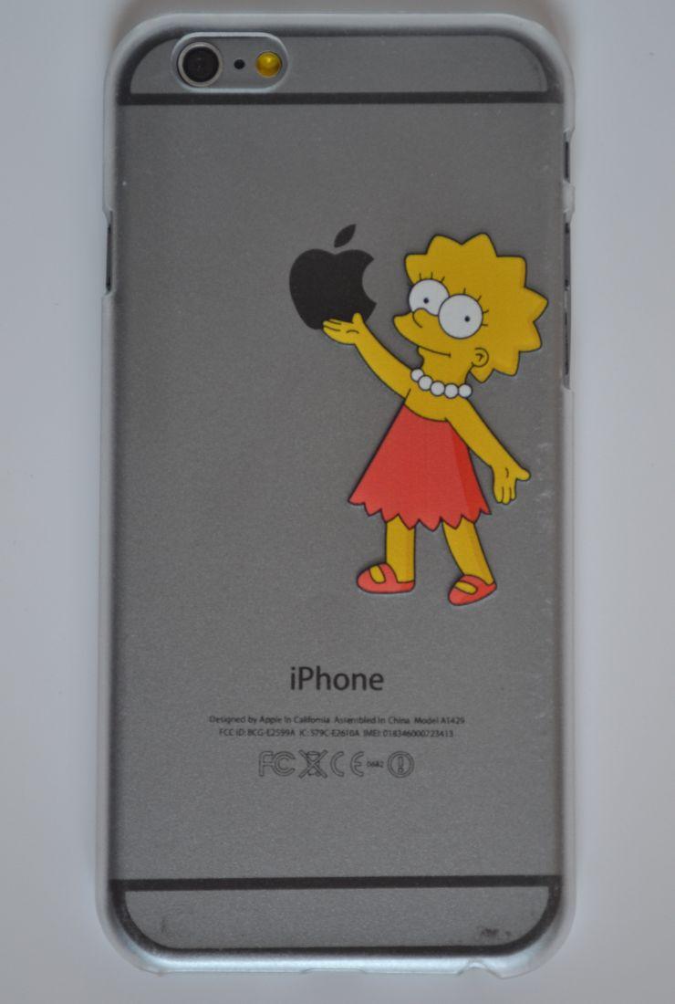 Чехол-накладка для iPhone 5/5s Лиза