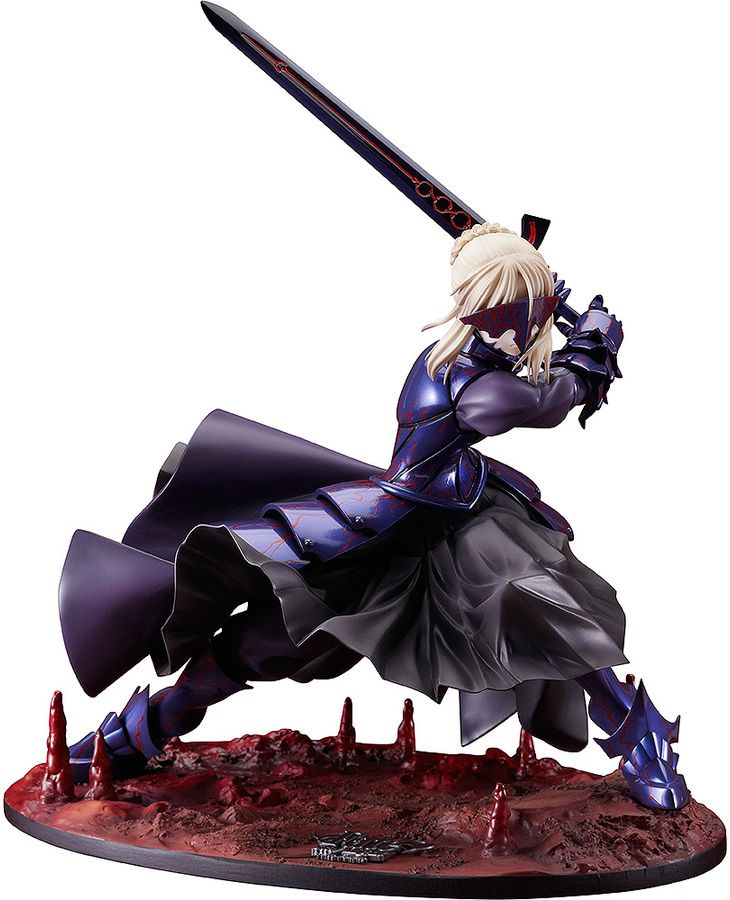 Фигурки Fate/stay night: Saber Alter Vortigern 1/7