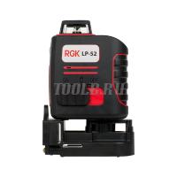 RGK LP-52 - Лазерный уровень (нивелир) - купить в интернет-магазине www.toolb.ru цена, обзор, характеристики, фото, заказ, онлайн, производитель, официальный, сайт, поверка, отзывы