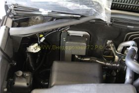 "Защита от угона (защита ЭБУ ""мозгов"") для Toyota Land Cruiser 200 / Lexus LX"