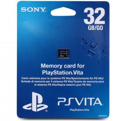 Карта памяти 32 ГБ для Sony PS Vita