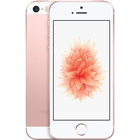 Смартфон Apple iPhone SE 16GB LTE Rose Gold