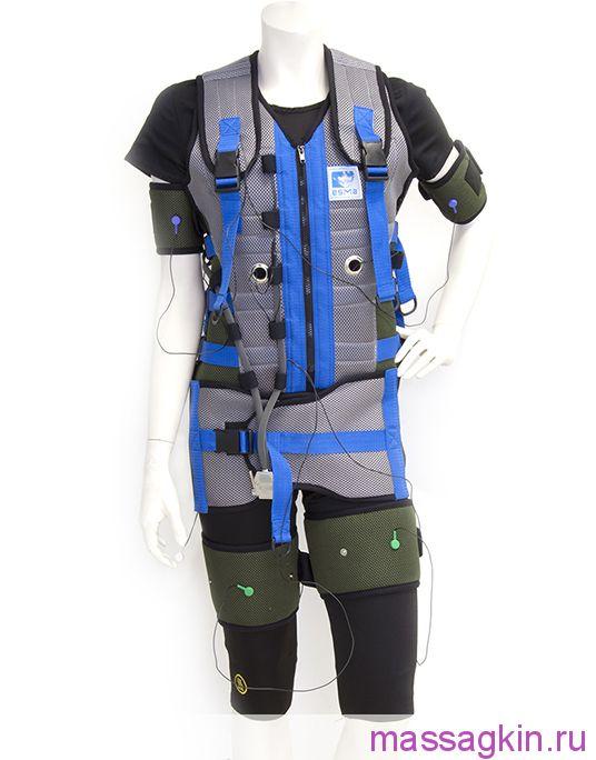 Электродный жилет для EMS тренировок