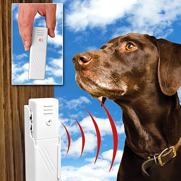 Ультразвуковой подавитель лая Bark Buster (отпугиватель от собак с функцией тренировки)