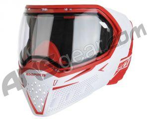 Маска Empire EVS - White/Red