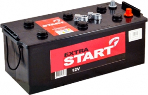 Автомобильный аккумулятор АКБ Extra START (Экстра Старт) 6CT-135 135Ач п.п.