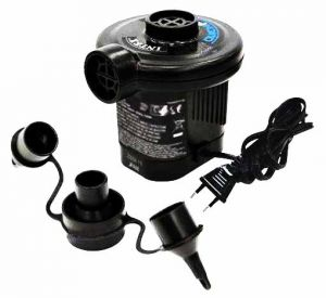 Электрический насос 220V (3 насадки) , INTEX