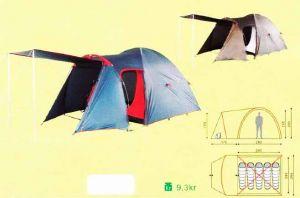 Палатка пятиместная, SCOUT