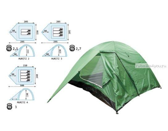 Купить Палатка Reisen Muritz 3 (olive)