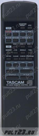 TASCAM RC-A630, CD-A630