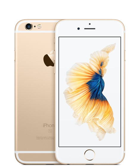 Apple iPhone 6S 128GB LTE Gold