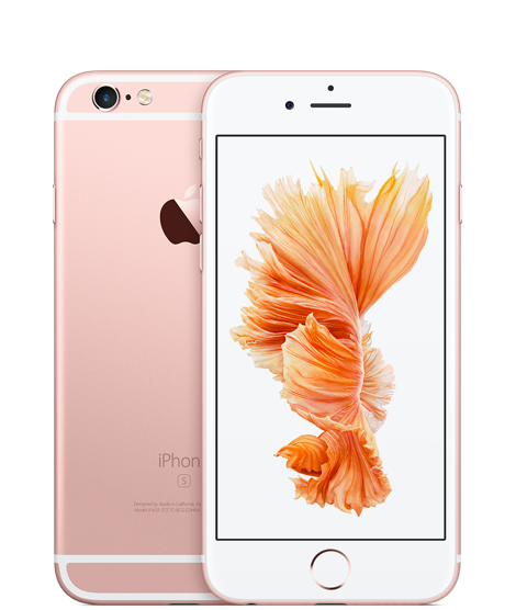 Apple iPhone 6S 16GB LTE Rose Gold