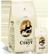 Стаут Корм для взрослых кошек - профилактика МКБ (300 г)