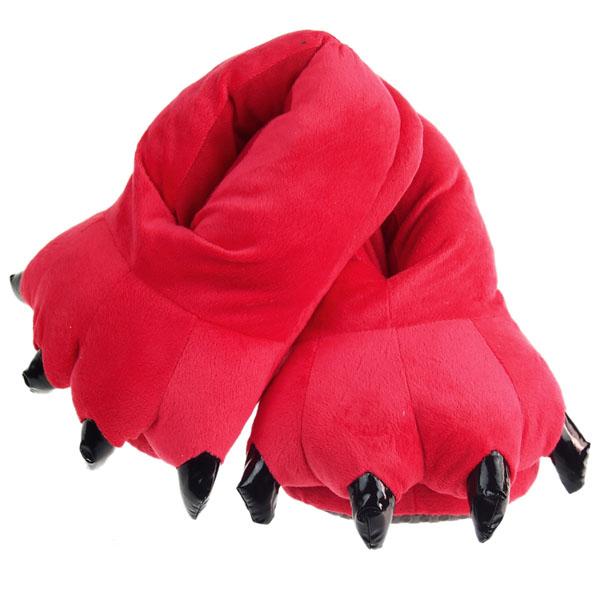 Тапочки Кигуруми Красные