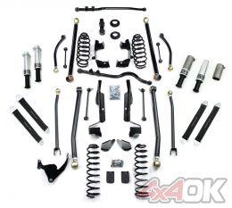 JK 2 Door Elite LCG PreRunner Long Flexarm Suspension System