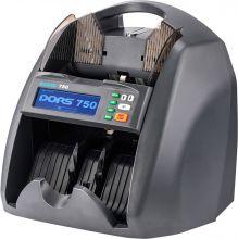 Счетчик банкнот с определением номинала и подлинности банкнот DORS 750
