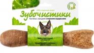 Зубочистики Косточка с кальцием со вкусом морских водорослей для крупных собак (265 г)