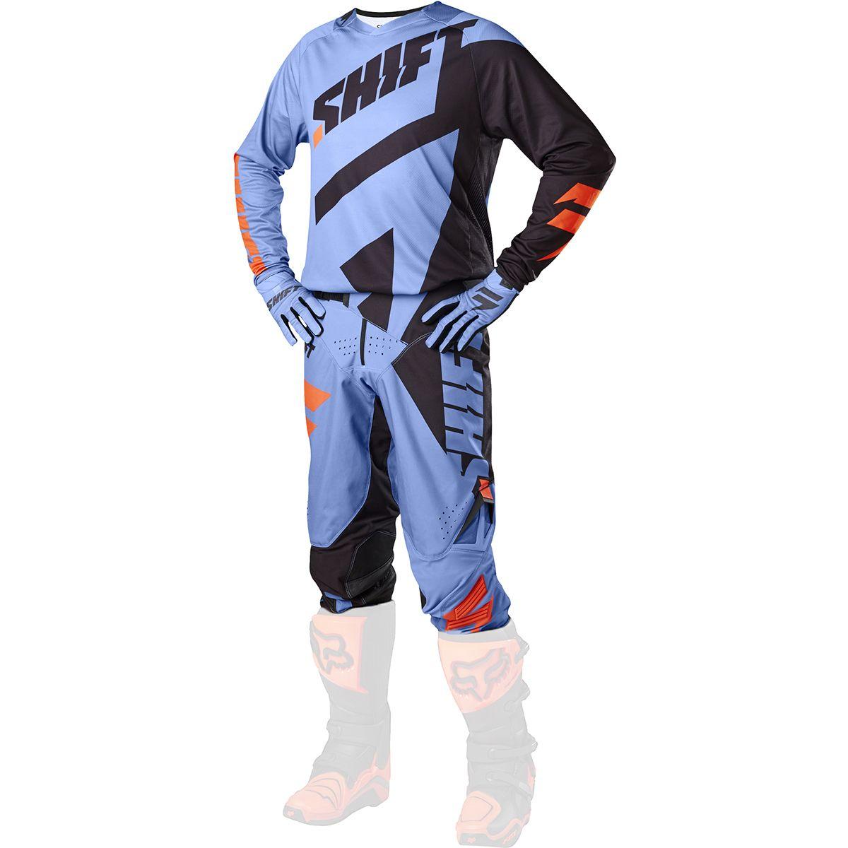 Shift - 2017 3LACK Mainline комплект штаны и джерси, синие