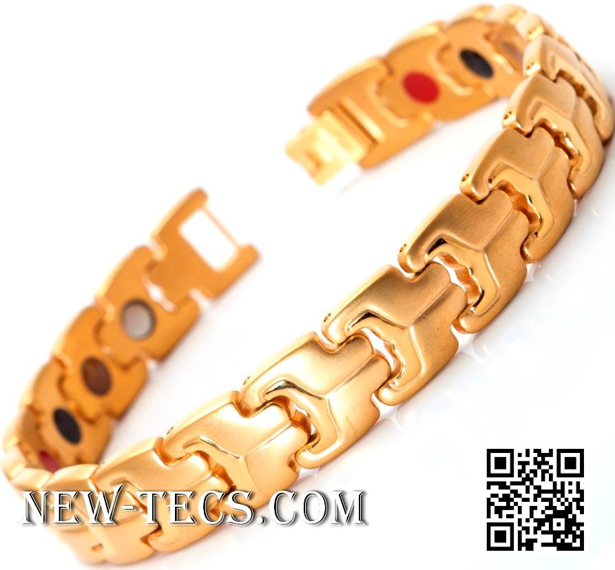 Магнитный браслет 8058G-IR