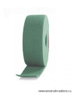 Шлифовальный войлок синтетический Mirka Мirlon 115ммx10м non woven GENER  PURPASE 320 (зеленый) 805BY001323R