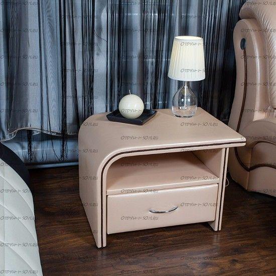 Тумба прикроватная (ночной столик) Olivia (55х42х38)